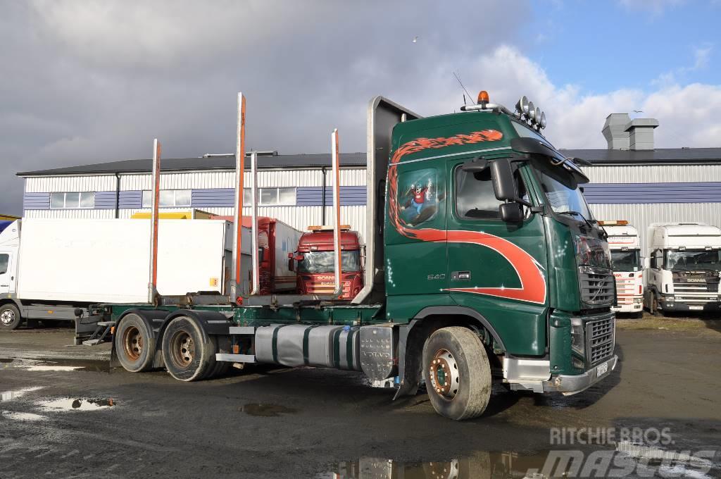 Volvo FH16 540 6X4