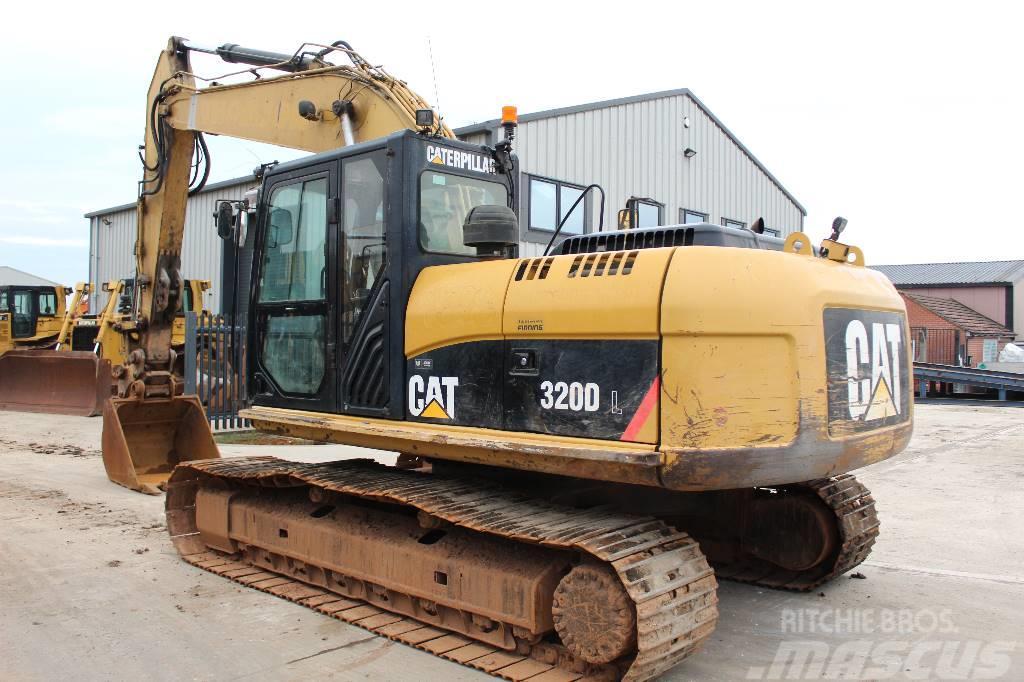 Caterpillar 320 D L