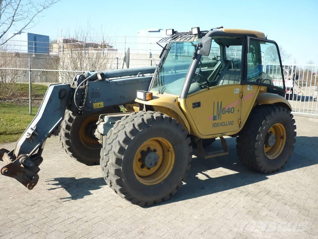 New Holland LM 640