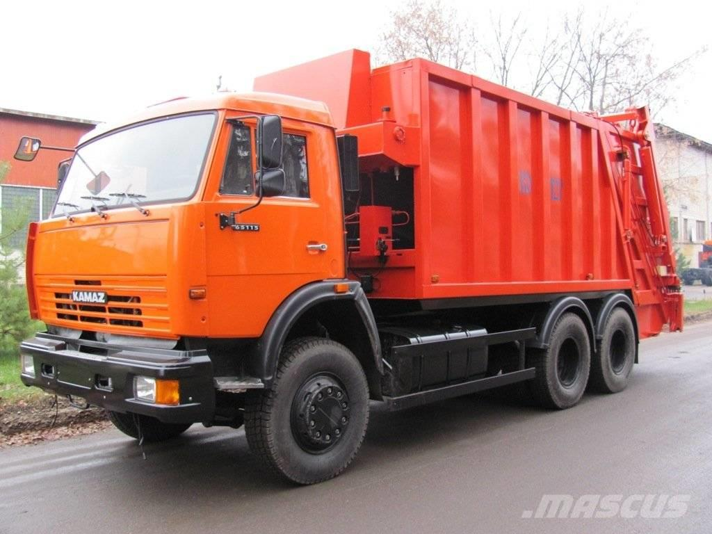 КАМАЗ КО-427-01