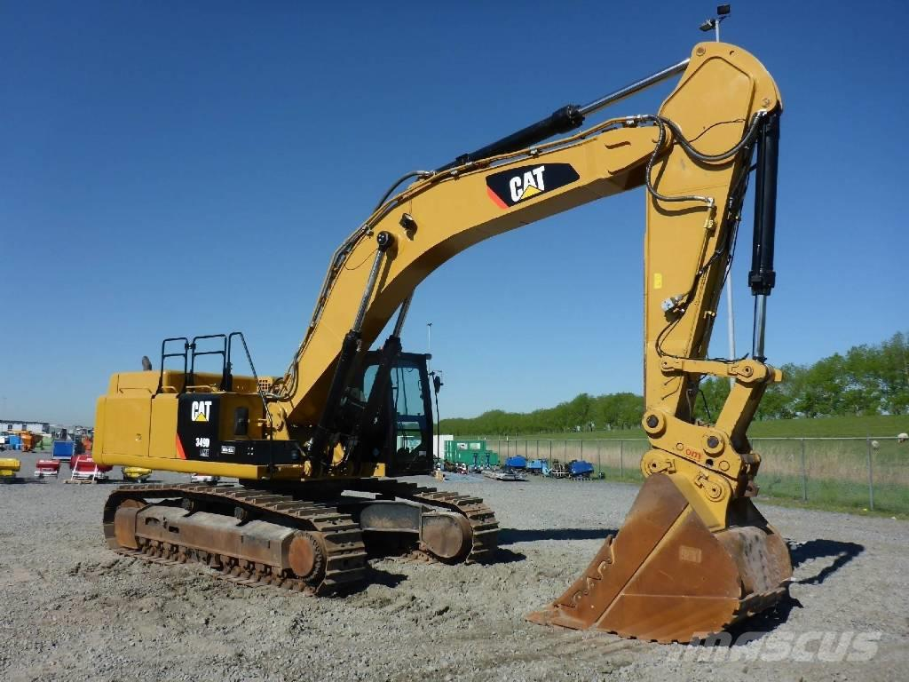Caterpillar 349DL ME
