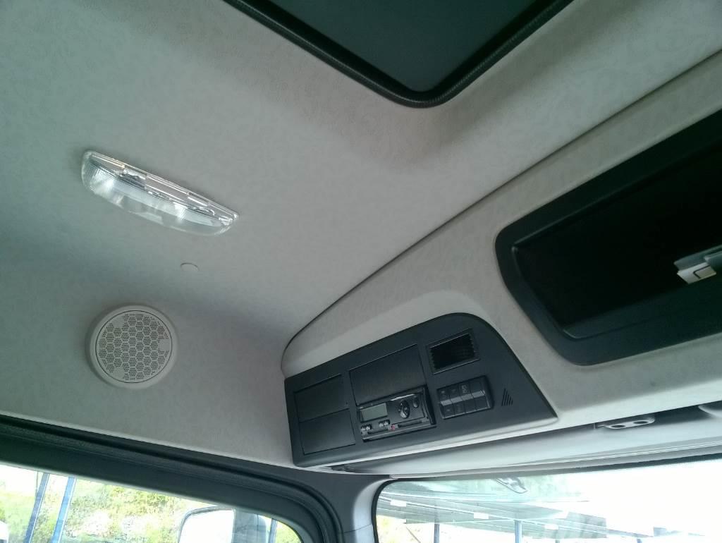 Mercedes-Benz Arocs 2651 L DNA MULTILIFT XR 22SL.56 koukkulaite, 2014, Lastväxlare