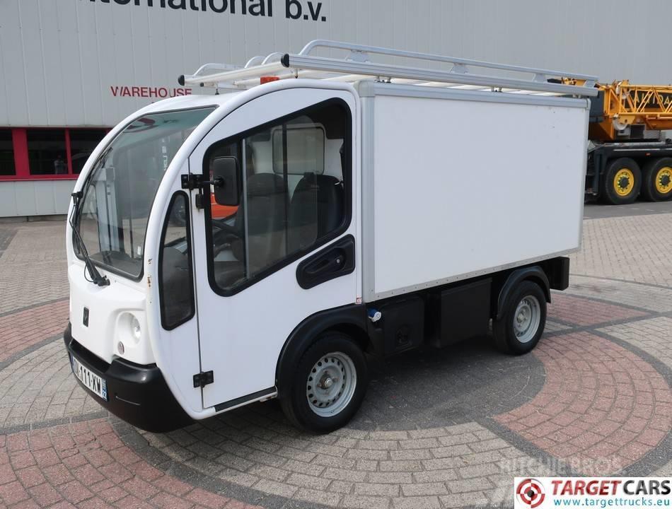 Goupil G3 UTV Utility Electric UTV Closed Box Van