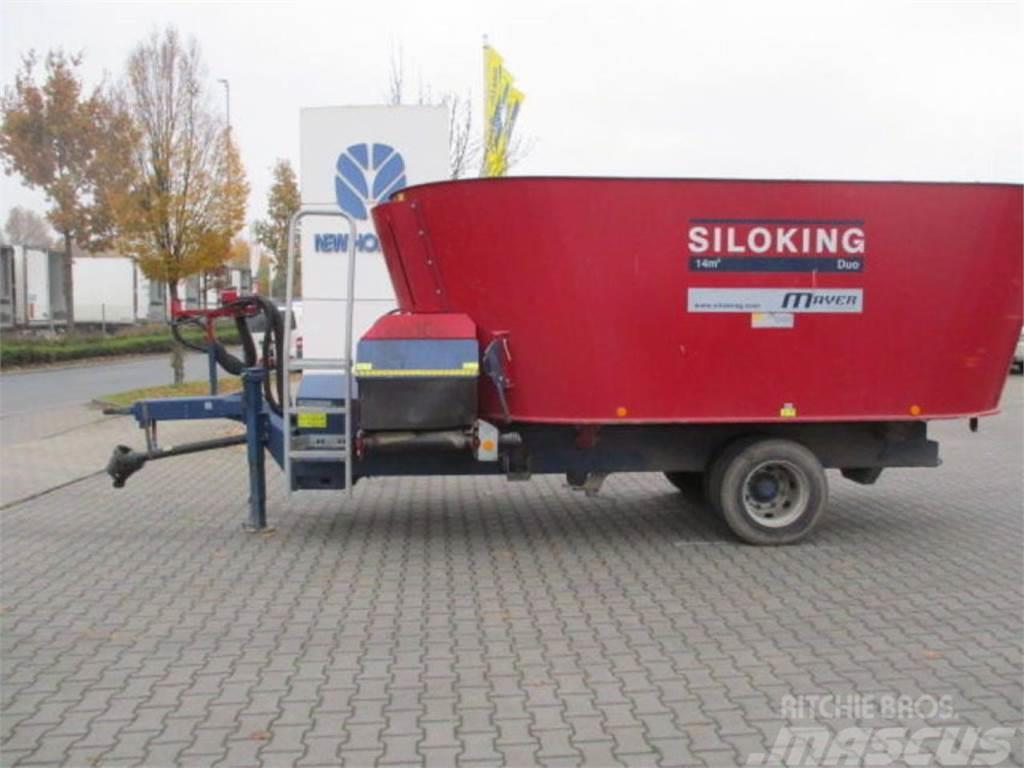 Siloking Mayer Siloking Duo 14 T