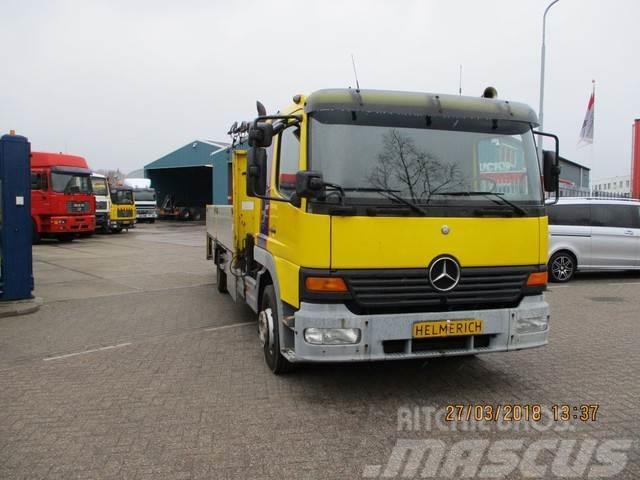 Mercedes-Benz ATEGO 1223 6 CILINDER HMF 503 K 4