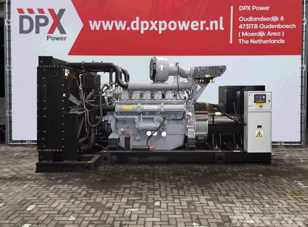Perkins 4012-46TAG2A - 1.650 kVA Generator - DPX-15722