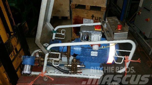 Dynajet 500me  Seamaid 440V - 60Hz