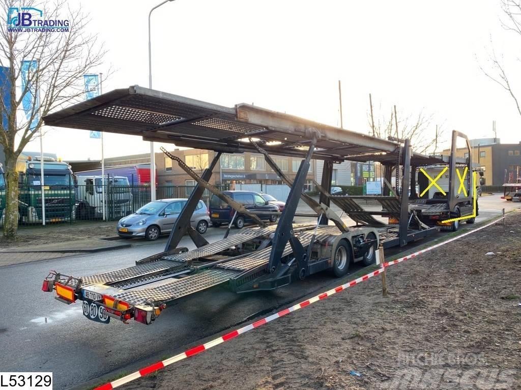 Lohr Middenas Eurolohr, Car transporter, Combi