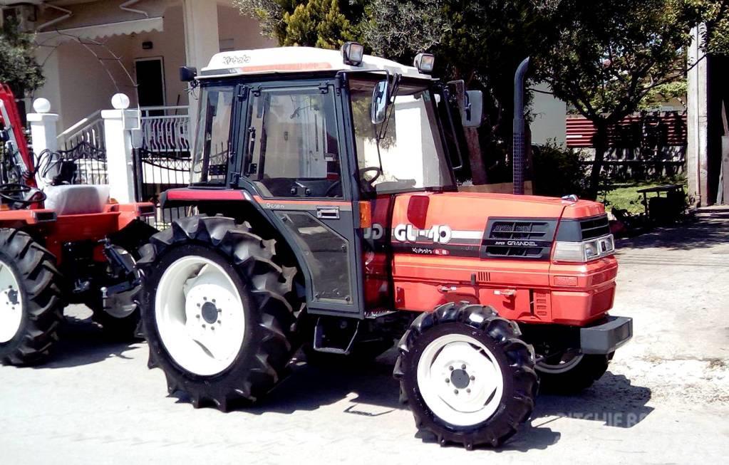 Kubota GL-40 με καμπινα AIR.CO