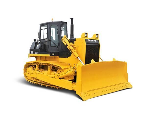 Shantui SD22C coal bulldozer