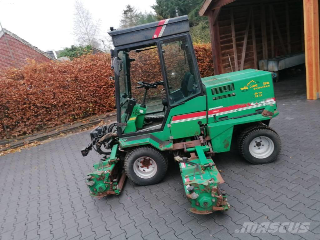 Ransomes Commander3520 MARGE