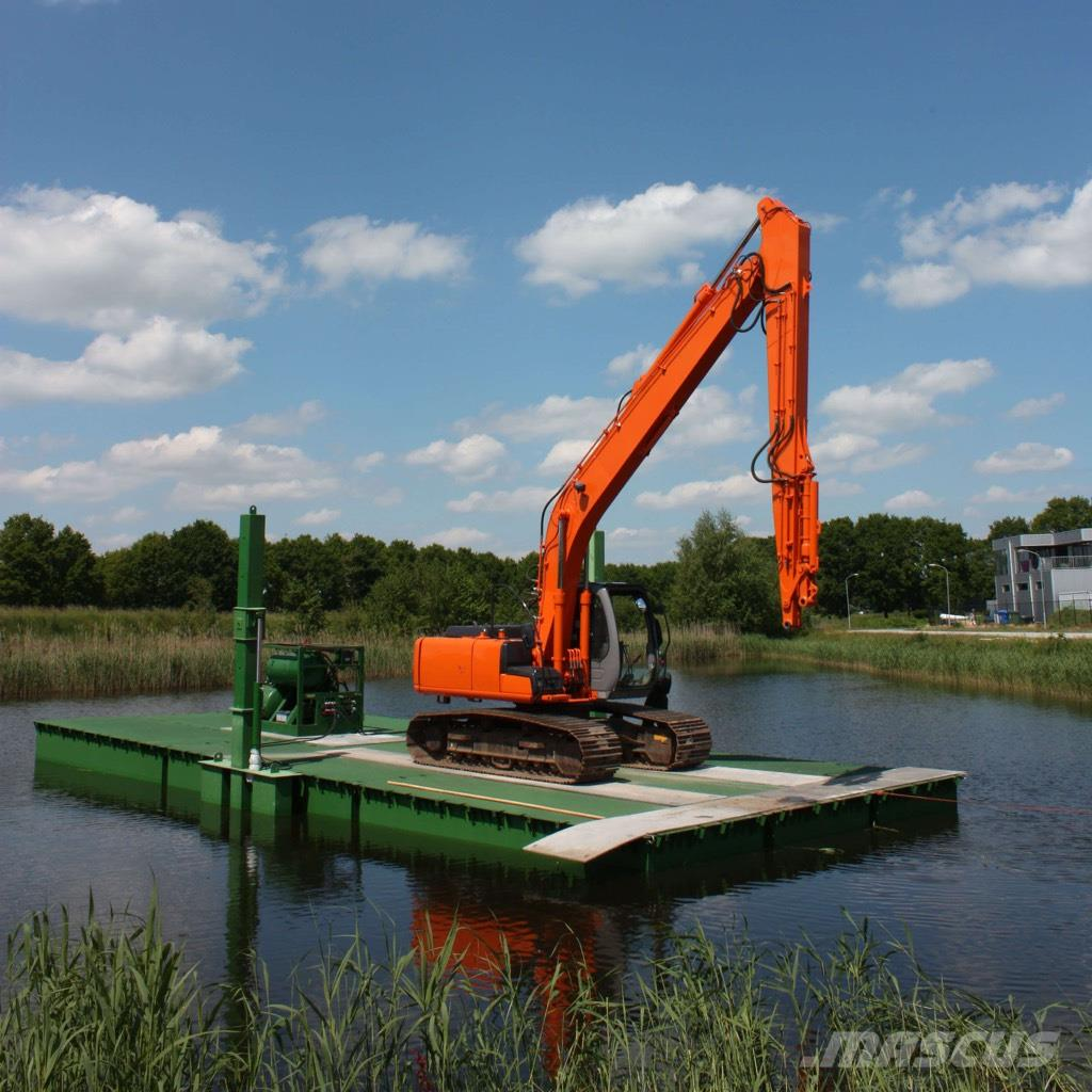 Waterking Pontoon modular platform