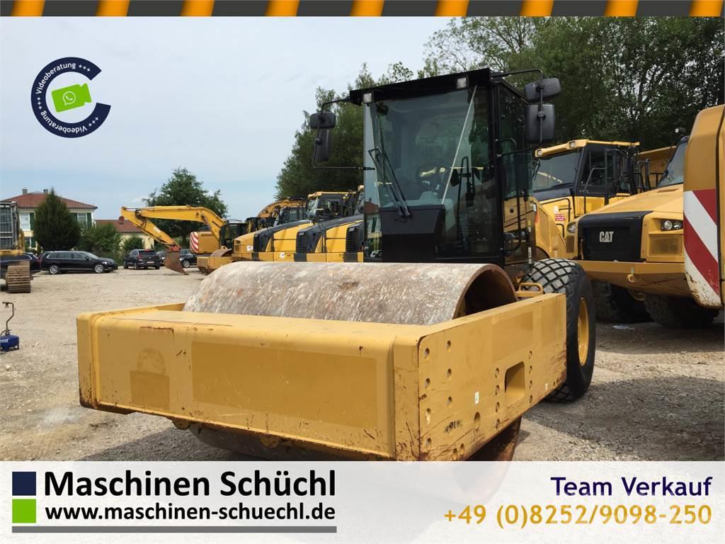 Caterpillar CS 78B Walzenzug 18,7to Neuwertig