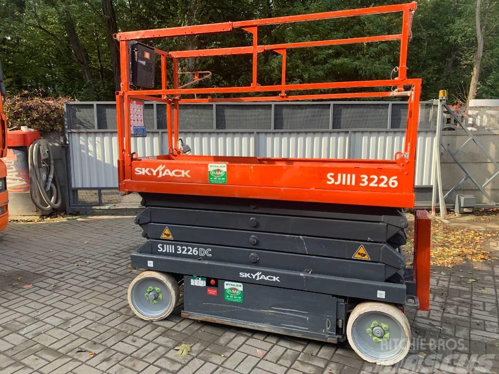 SkyJack SJ III 3226