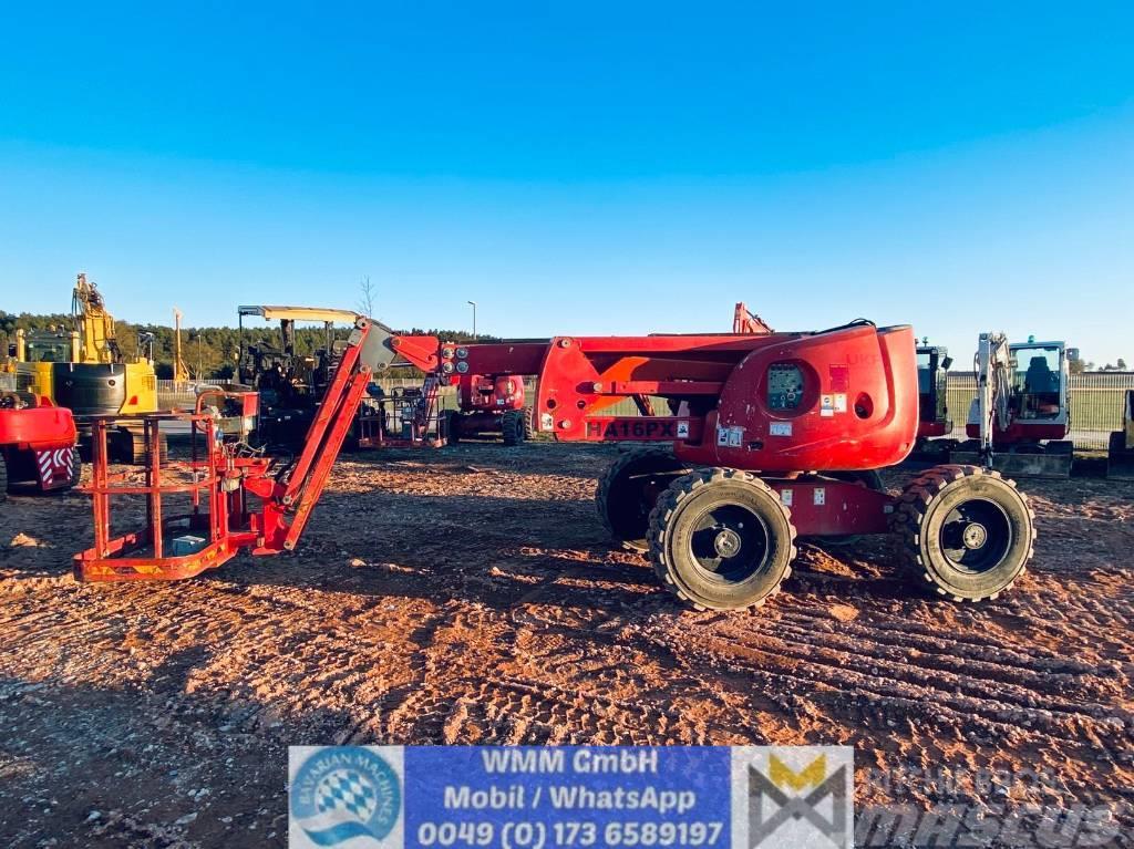 Haulotte HA 16 PXNT, Allrad, 16m 4x4x4