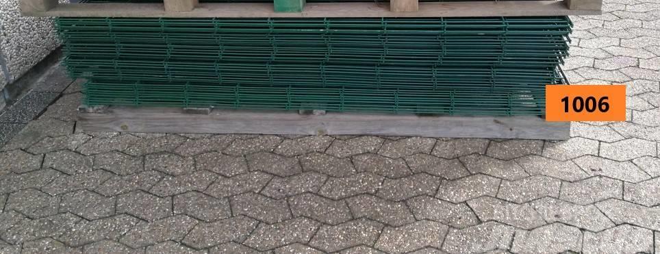 [Other] Doppelstab-Mattenzaun, 90 m (Höhe: 183 cm)