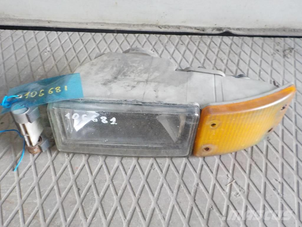 MAN TGA Fog light left 81253206111 81253206091