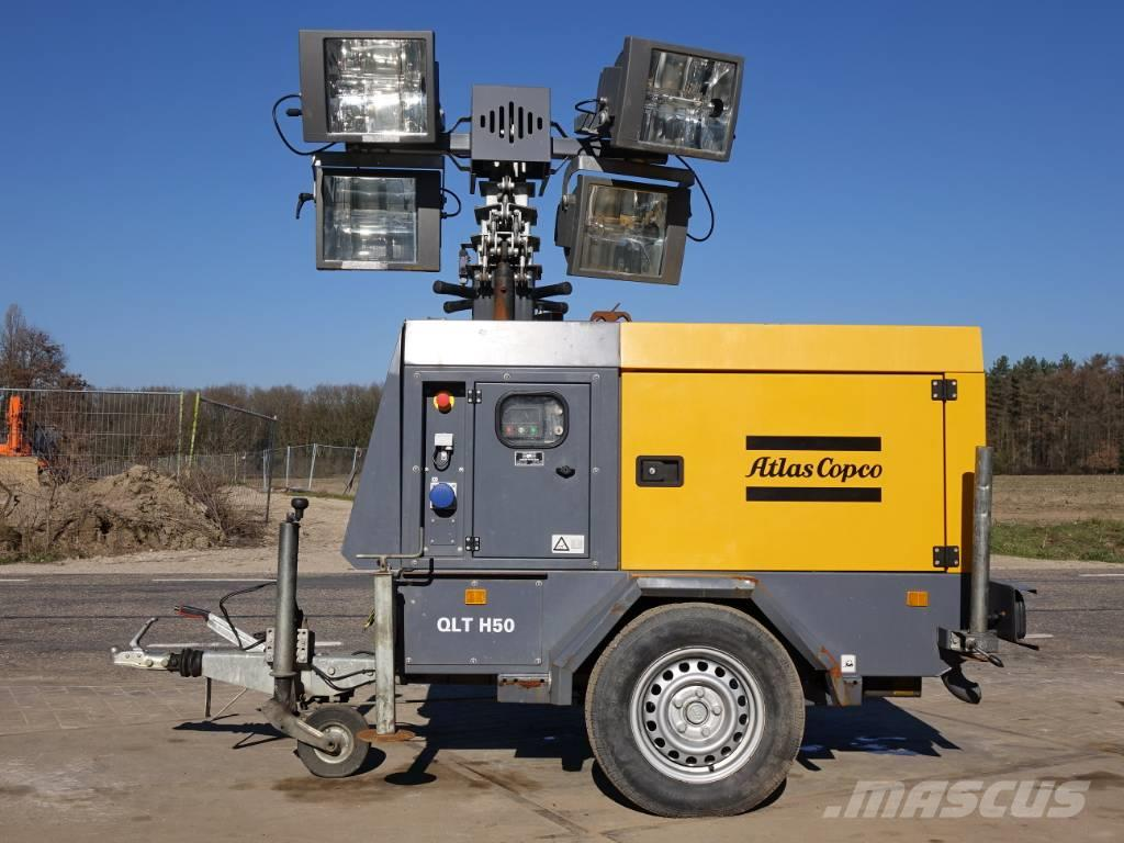 Atlas Copco QLTH50 (GOOD CONDITION)
