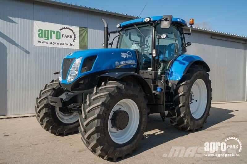 New Holland T7.235 (2051 hours) Power Command 19/6 full Powers