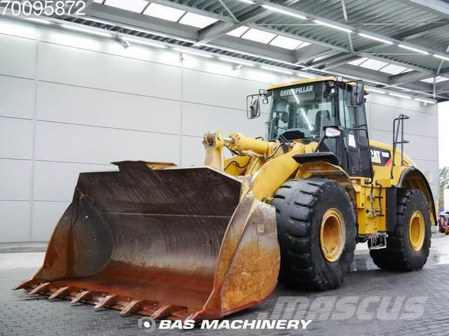 Caterpillar 966H Ex german machine - L5 tyres