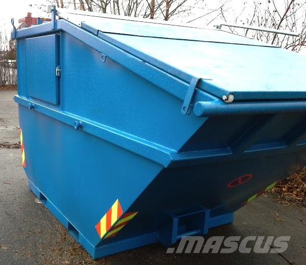 Liftcontainer CLK8-SL, 2014, Specialcontainers
