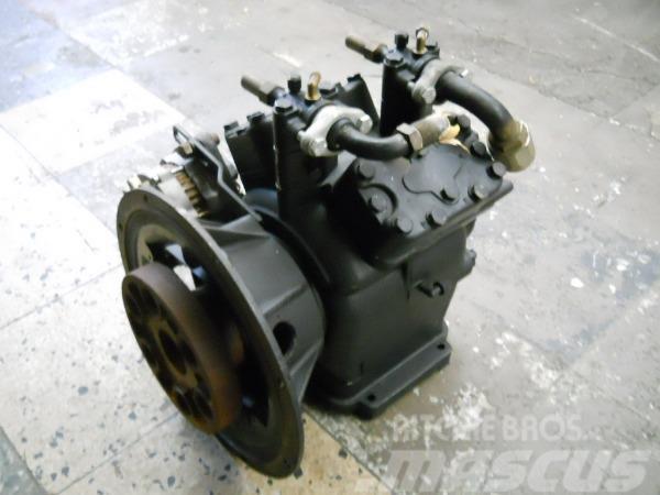 Sütrak Transportkälte Klimakompressor F4/466 / F 4, 1992, Övriga
