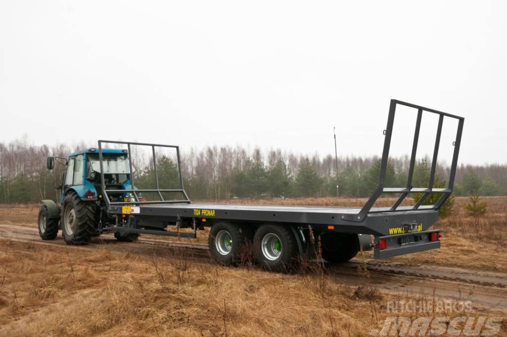 Pronar T 024 - Halmvogn