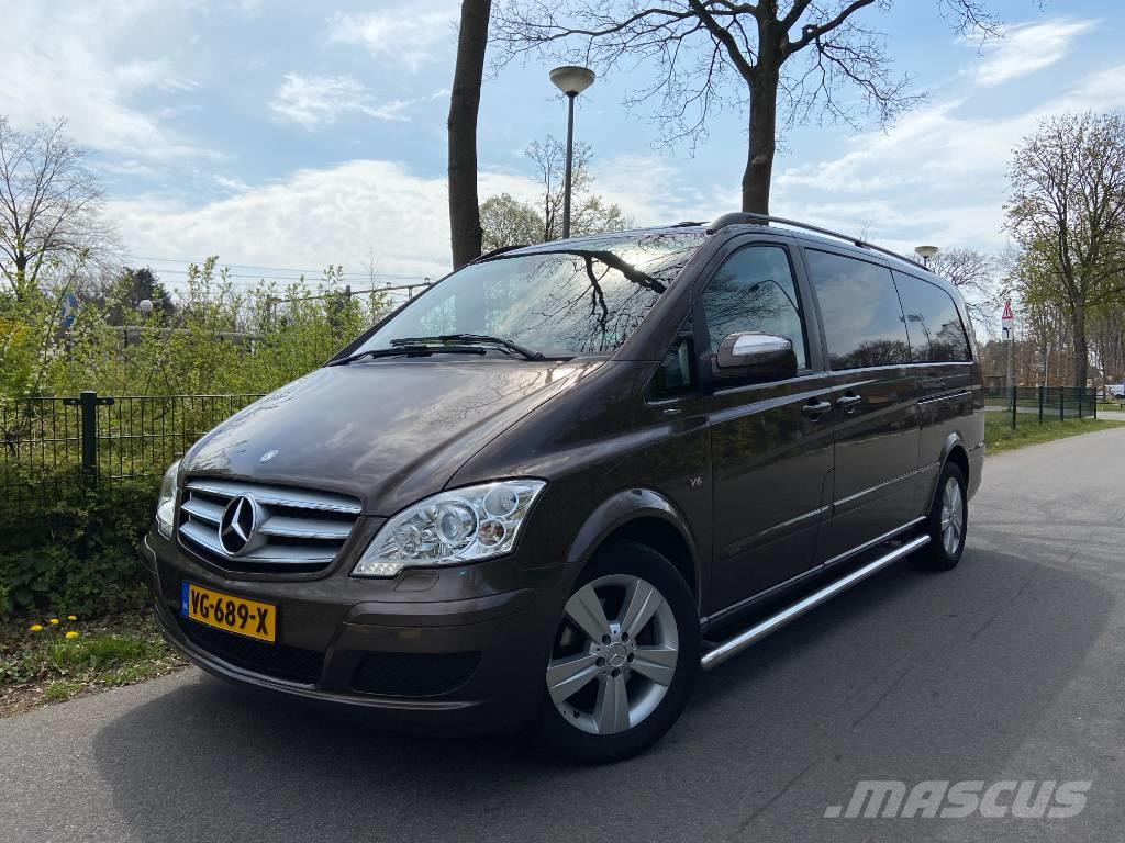 Mercedes-Benz Viano 3.0 CDI XL Automaat, Pano, luchtvering etc