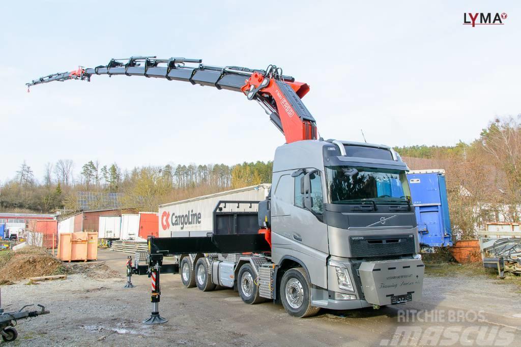 Volvo FH 540 8x4 Fassi F1650 RA 2.28 L816 - NOW AVAILABL
