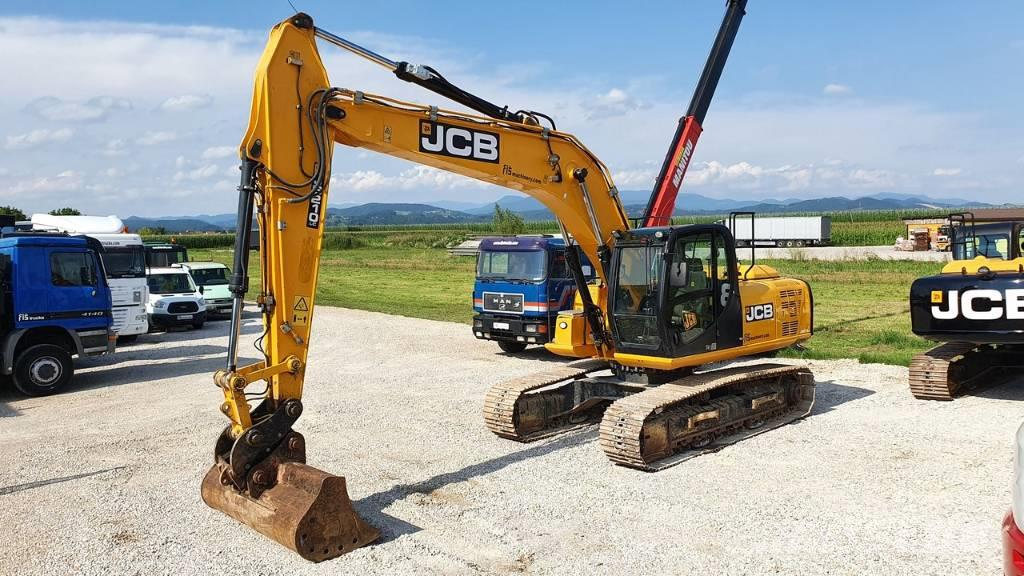 JCB JS210 LC T4F - 3X BUCKETS - AIR CONDITION