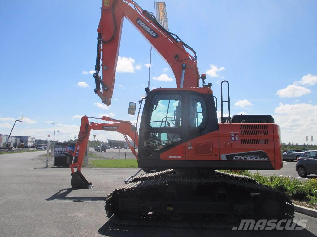 Doosan DX 160 LC-5 HIGH TRACK