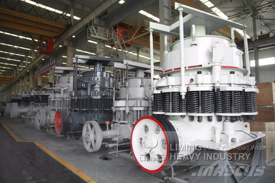 Liming Spring Cone Crusher