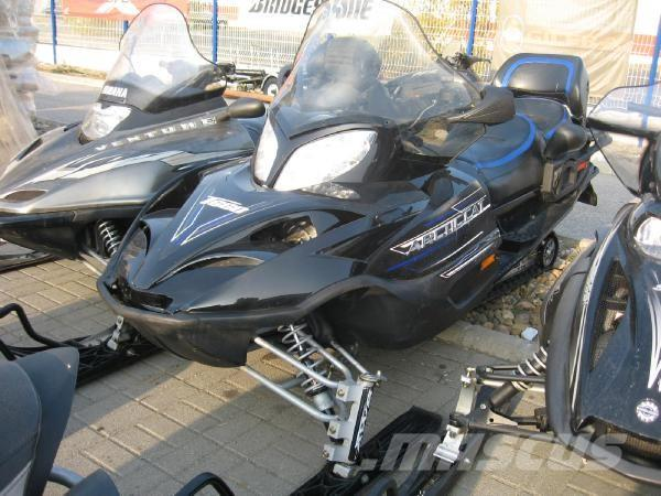 Arctic Cat T 660 Touring
