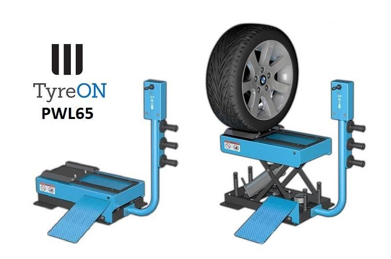 TyreOn PWL65 | 65 kg | Pneumatic wheel lift