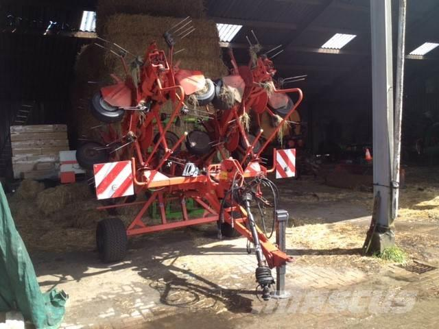 Kuhn GF 10802 TO Cirkelschudder