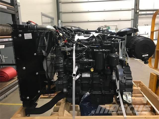 [Other] FPT Motor F32MNSX01.00 083cv SAE3-11½ ST3A C