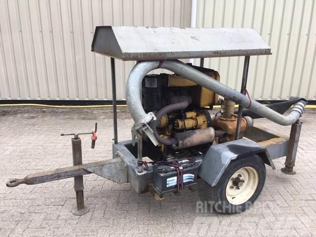[Other] Motorpompset met Slanzi dieselmotor en GMP pomp (l