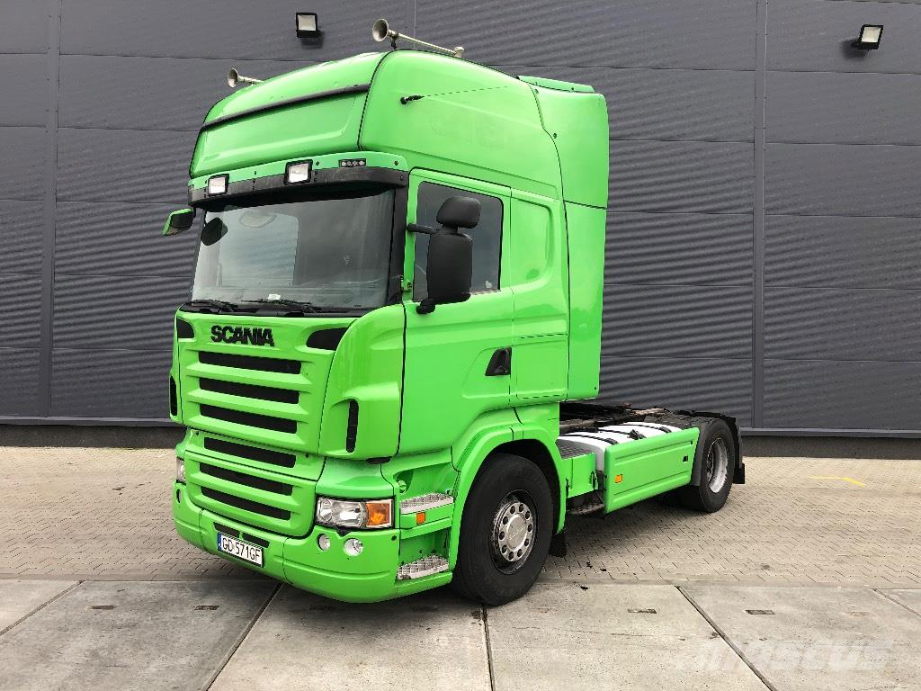 Scania R 480 Automat Topline Euro 4