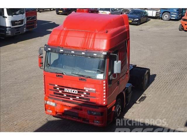 Iveco 440E43 4x2 Manual