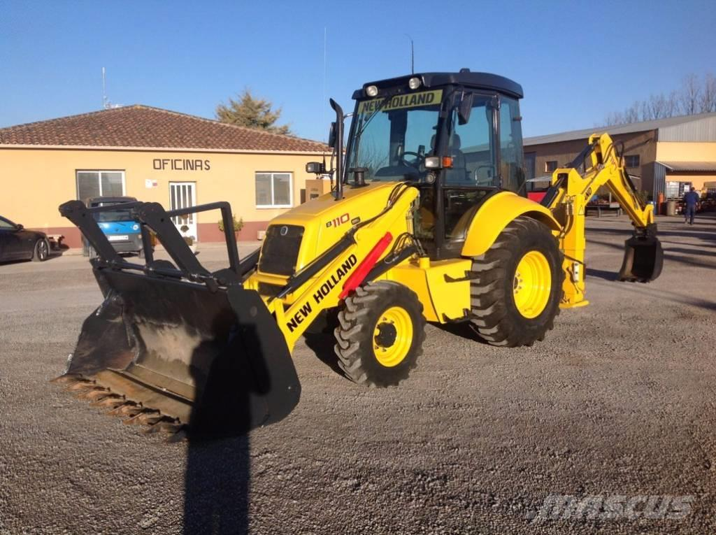 New Holland B 110
