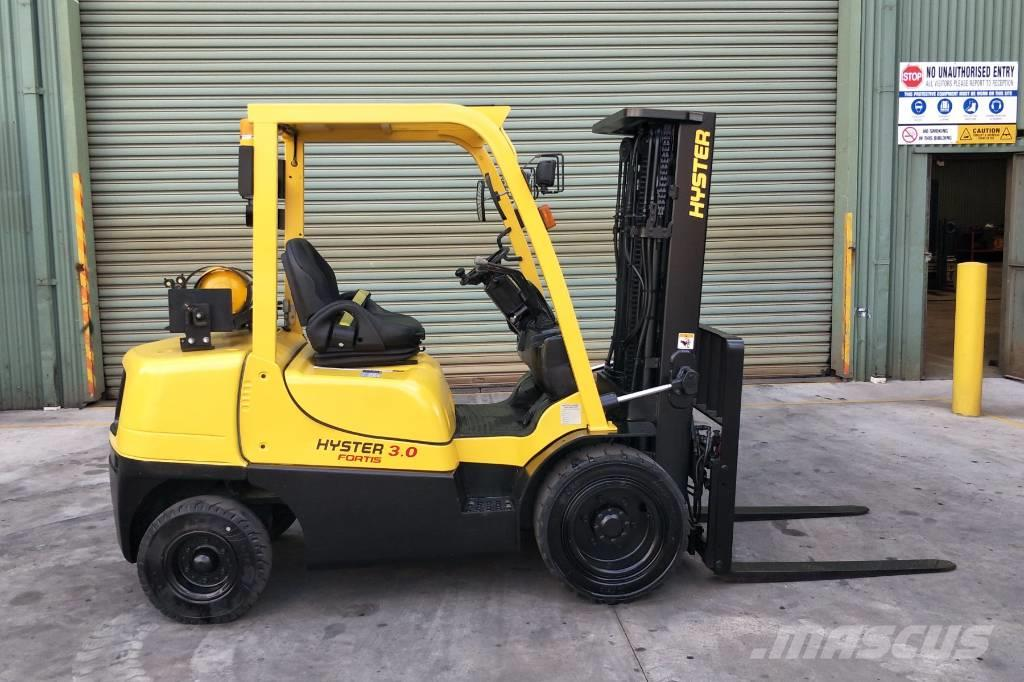 Hyster H3.0TX