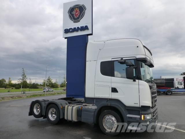Scania R490 Dragbil 3.10m EU6 -14
