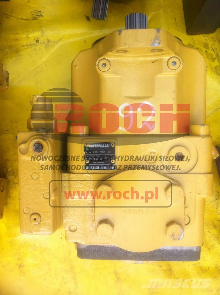 Caterpillar Pompa Pump 296-7683  Pipelayer PL61