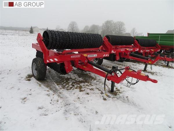 Agro-Factory Wał cambridge gromix 6,2m