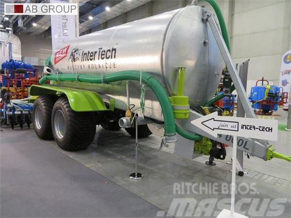 Inter-Tech Güllefass/Slurry tanker /Wóz asenizacyjny