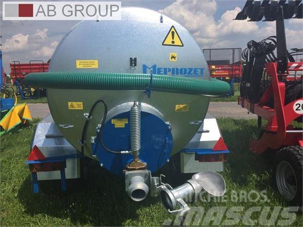 Meprozet Güllefass/Slurry tanker/Wóz asenizacyjny PN-50