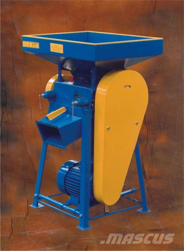 [Other] Agjat Schrotmühle/Grain Grinder Crusher Machine/ŚR