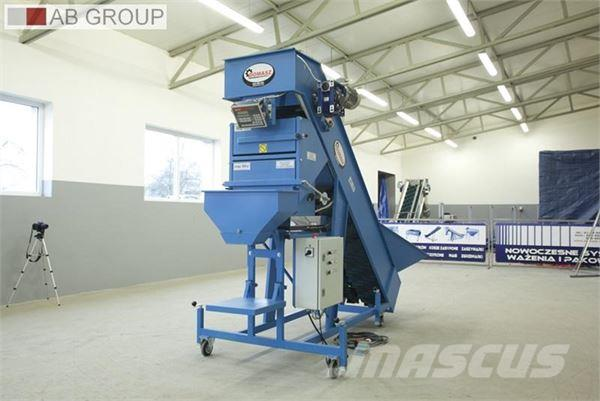 [Other] Domasz Absackwage / Weighing and packaging machine