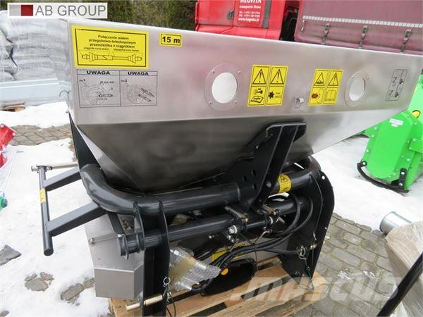 Pom Augustów Düngerstreuer / fertilizer spreader/rozsi