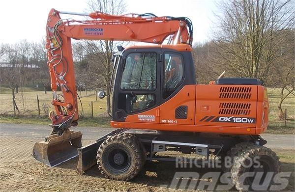 Doosan DX 160 W